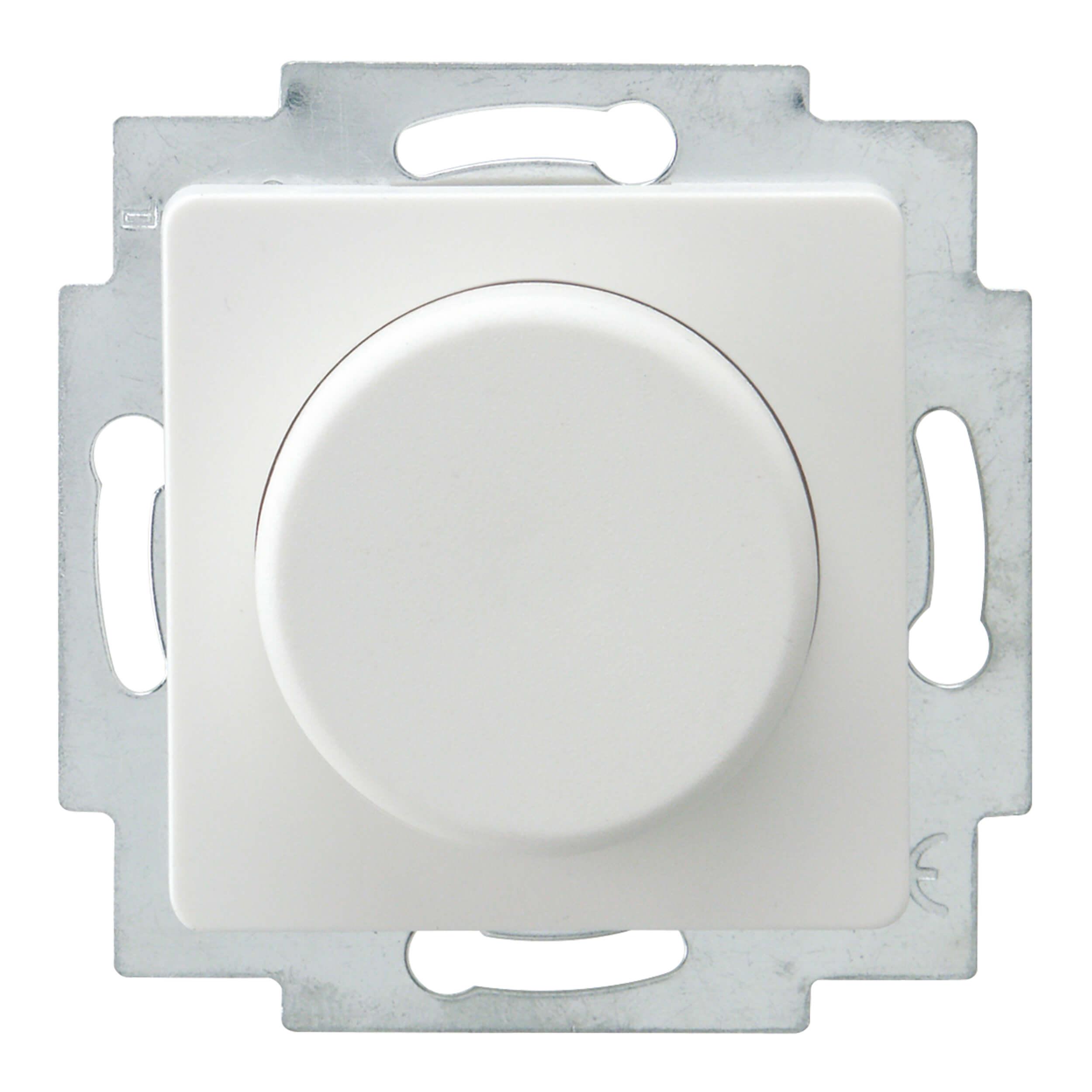 PrimaLuxe Helligkeitsregler / Dimmer weiss